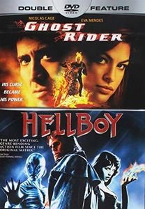 Ghost Rider/ Hellboy