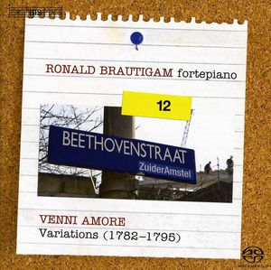 Beethoven: Complete Works for Solo Piano 12