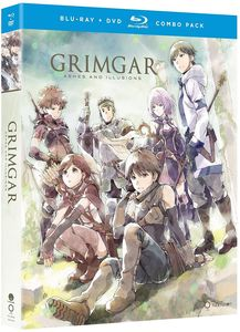 Grimgar: Ashes and Illusions - Complete Series