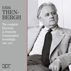 The Complete Electrola & Deutsche Grammophon Recordings 1938-1958
