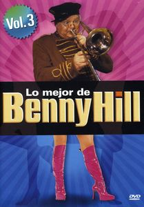 Vol. 3-Lo Mejor de Benny Hill [Import]