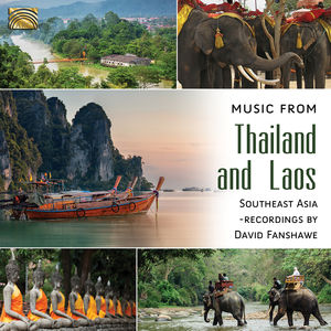 Music from Thailand & Laos