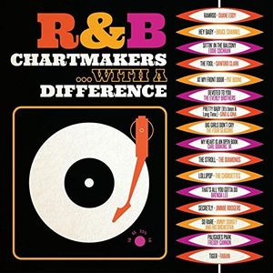 R&B Chartmakers With A Difference /  Various [Import]