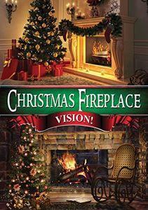 Christmas Fireplace Vision