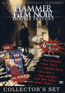 Hammer Film Noir Double Feature Collector's Set 1 (6 Films)