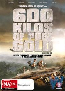 600 Kilos of Pure Gold [Import]