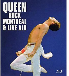 Queen Rock Montreal & Live Aid