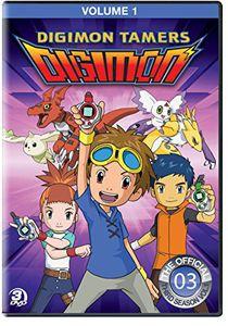 Digimon Tamers 1