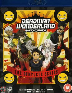 Deadman Wonderland-The Complete Series Collection [Import]