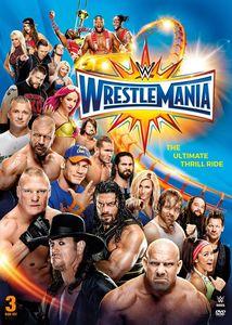 WWE: WrestleMania 33