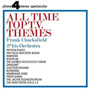 All Time Top TV Themes [Import]