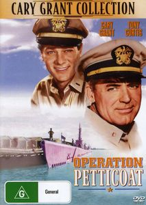 Operation Petticoat [Import]
