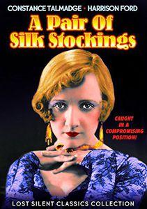 Pair of Silk Stockings