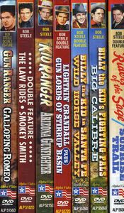 Bob Steele Double Feature Collection 2