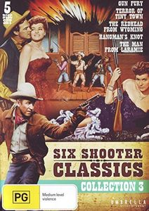 Six Shooter Classics Collection 3 [Import]
