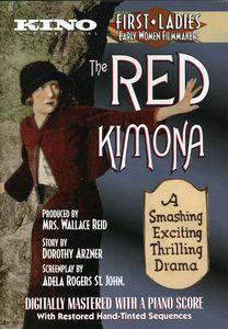 The Red Kimona