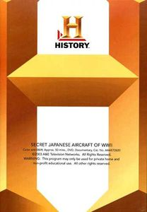 Secret Japanese Aircraft of WW2
