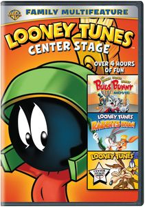 Looney Tunes Center Stage Triple Feature