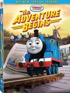 Thomas and Friends: The Adventure Begins