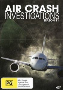 Air Crash Investigations - Season 11 [Import]
