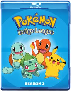 Pokemon: Indigo League - Season 1
