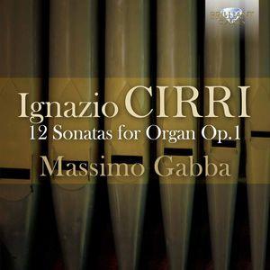 12 Sonatas for Organ Op. 1