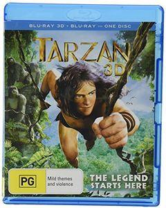 Tarzan 3D [Import]