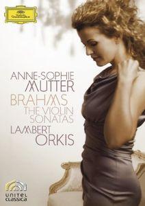 Brahms: The Violin Sonatas (Blu-ray) [Import]