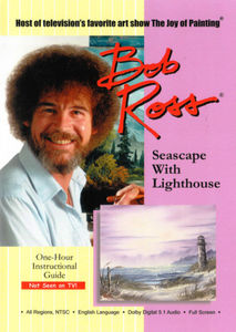 Bob Ross the Joy of Painting: Seascape with