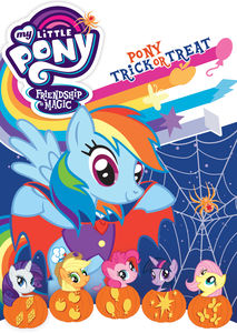 My Little Pony Friendship Is Magic: Pony Trick Or Treat