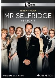 Mr. Selfridge - Season 3 (Masterpiece)