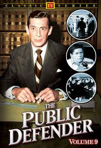 The Public Defender: Volume 9