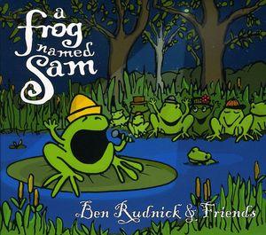 Frog Named Sam