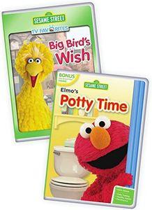 Elmo's Potty Time /  Elmo's World: Big Bird's Wish