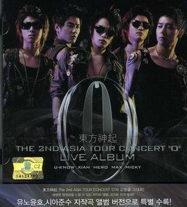 2nd Asia Tour Concert [Import]