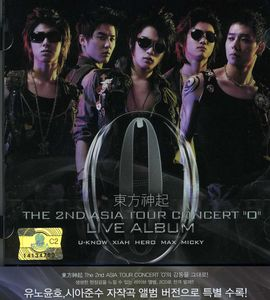 2nd Asia Tour Concert [Import]