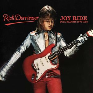 Joy Ride: Solo Albums 1973-1980 [Import]
