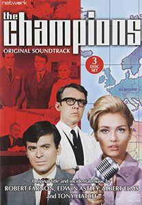 The Champions (Original Soundtrack) [Import]