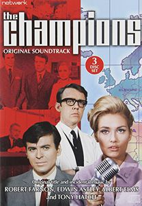 The Champions (Original Soundtrack) [Import]