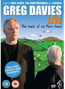 Greg Davies Live-The Back of My Mum's Head [Import]