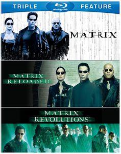 The Matrix /  The Matrix Reloaded /  The Matrix Revolutions