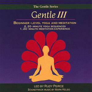 Gentle 3-Beginner-Level Yoga & Meditation