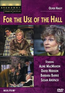 For the Use of the Hall