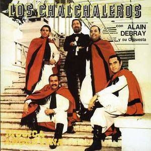 Chalchaleros Con Alain [Import]