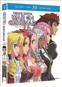Tenchi Muyo! War on Geminar: Part 1