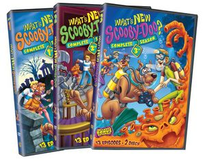 What's New Scooby-Doo: Complete (Seasons 1-3)