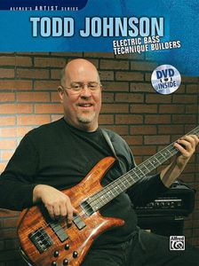 Electric Bass Technique Builders