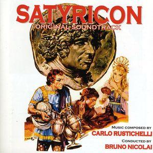Satyricon (Original Soundtrack) [Import]