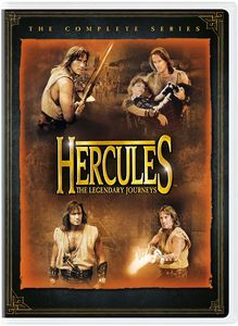 Hercules: The Legendary Journeys: The Complete Series