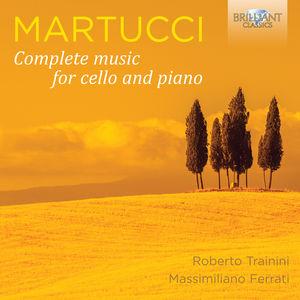 Complete Music for Cello & Pno